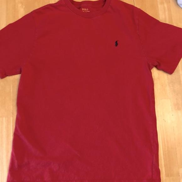 Boys POLO shirt sleeve tee shirt.  XL